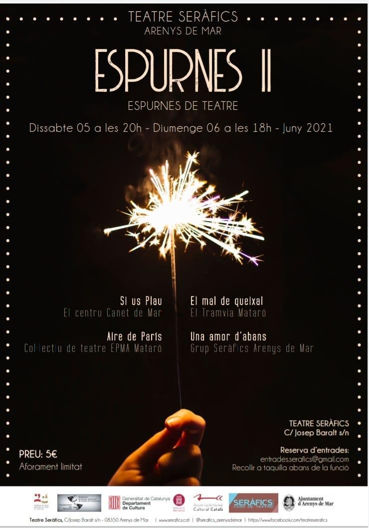 FESTIVAL ESPURNES @ SERÀFICS